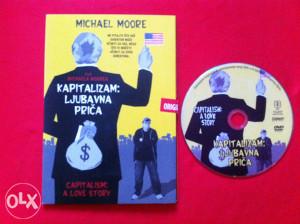 DVD film KAPITALIZAM:LJUBAVNA PRIČA