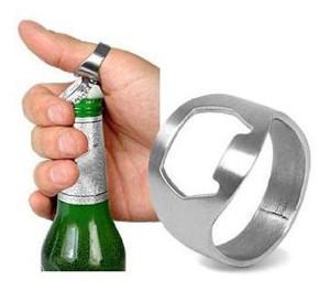 Otvarač za boce, prsten od nehrđajućeg čelika