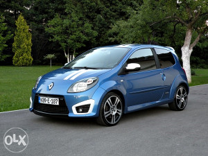 Renault Twingo RS GORDINI Limited