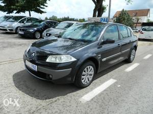 Renault Megane 1,6 Benzin