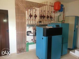 Monter centralnog grijanja, elektricar i vodoinstalater