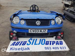 VW POLO DIJELOVI 2004. god Autootpad Siljo