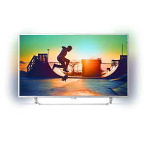"PHILIPS TV LED 43"" 43PUS6412/12 4K ANDROID 2017"