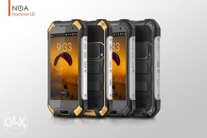 "NOA Smartphone 4,7"" Hummer Le Black"
