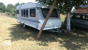 Hobby Kamp prikolica