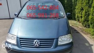 VW Sharan saran djelovi dijelovi 1.9TDi 2002
