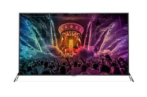 "Philips 4K 65"" UltraHD TV Smart 65PUT6121 WiFi UHD"