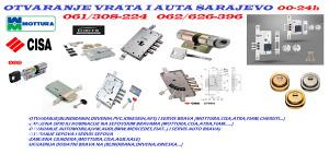 Otvaranje vrata i auta 061/308-224