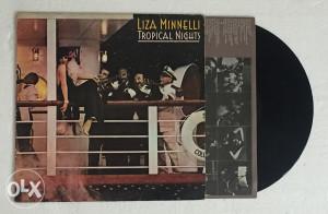 Liza Minnelli - Tropical Nights LP