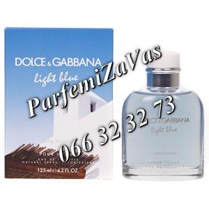 Dolce & Gabbana Light Blue Living Stromboli 125ml ... M 125 ml