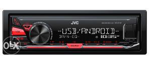 Auto CD player JVC USB KD-X141