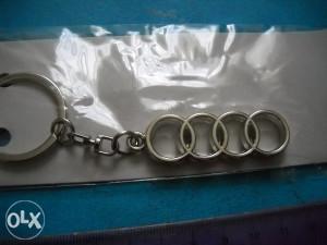 Privjesak za ključeve Audi 1