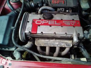 Motor opel 2.0 16v