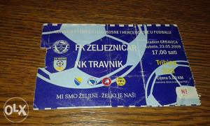 Ulaznica Željo - Travnik