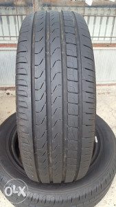 Prodajem 2 gume 215 60 17 Pirelli