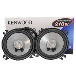 Auto zvucnici zvucnik 100mm (10cm) Kenwood KFC-E1055