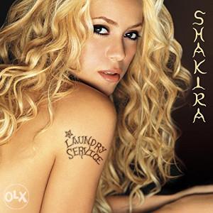 Shakira - Laundry Service - CD
