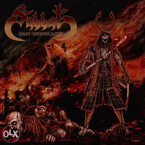 Sabbat - Asian Demonslaught - 2xLP