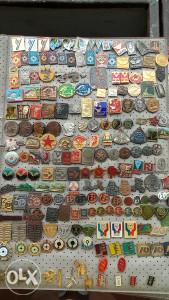 Znacke kolekcija