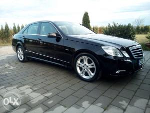 Mercedes E 220 CDI W212 Avantgarde