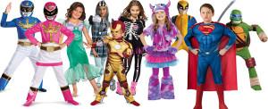 Dječiji kostimi za maskenbale, rođendane, slavlja