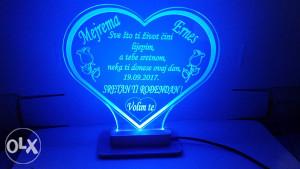 Poklon za Valentinovo,8.mart, novi dizajn