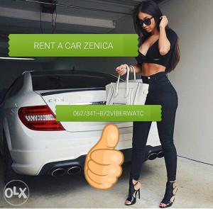 Rent a car 062/341-872 ZENICAViber -Watcap Vec od 30KM