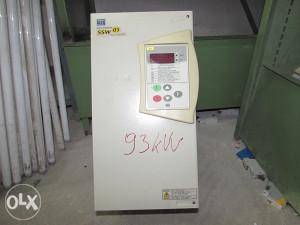 SOFT STARTER WEG SSW-03  93 KW
