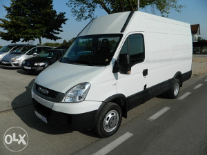 Iveco Daily 35C - 18 L