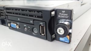 Server HP Proliant DL360 G7 Intel Xeon X5660
