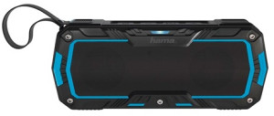 Zvučnik Bluetooth HAMA ROCKMAN-L Plava boja