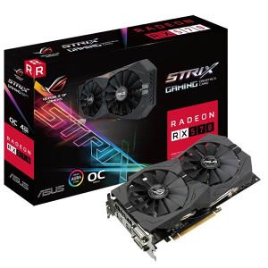 ASUS STRIX RX 570 / RX570 4GB DDR5 Novo!!!
