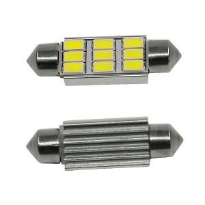 LED sijalice za auto unutrasnjost 36mm CANBUS 9smd