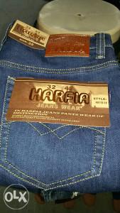 Muske pantalone harpia
