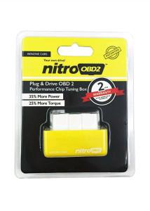 NITRO OBD2 OBD CHIP Benzin 35% + 25%