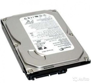 Hard Disk SEAGATE 80GB