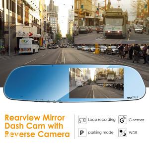 Kamere za snimanje saobraćaja + pomoć za parkiranje