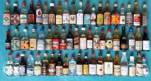 Alkoholna pića 0,5 i 0,3,kolekcija
