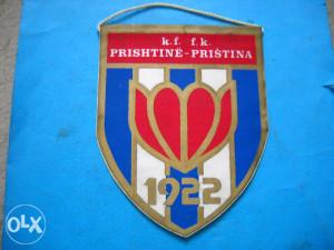 Zastavica FK Priština