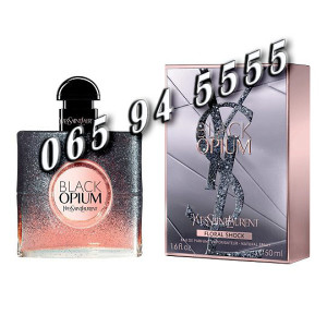 YVES SAINT LAURENT Black Opium Floral Shock EDP 90ml T.