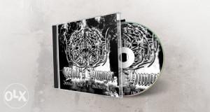 Wolf's Hunger/ Posmrtna Liturgija - Split CD