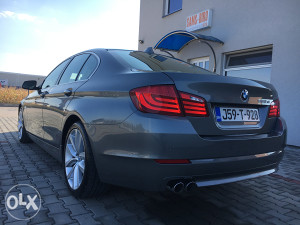 BMW F10 530D 245 KS