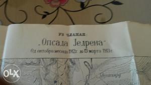 Prilog iz časopisa Ratnik, 1937.