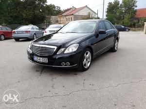 Mercedes E200 CDI Elegance