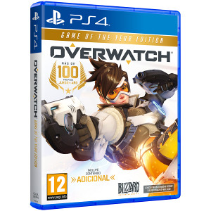 Overwatch Game Of The Year Edition GOTY (PS4)