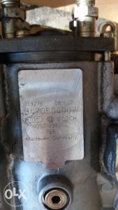 OPEL Boschpumpa