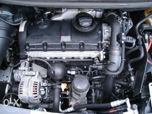 Vw motor 1.9tdi 85lw 115ps 2001god