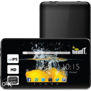 "Tablet 7"", IPS, Android 6.0, Quad Core,1GB/8GB,crni"
