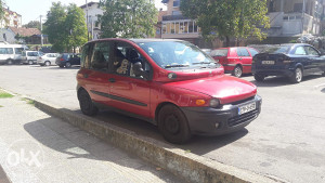 Fiat Multipla 1,9 jtd