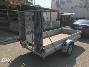 Auto prikolica 320x110 za sanke i quad